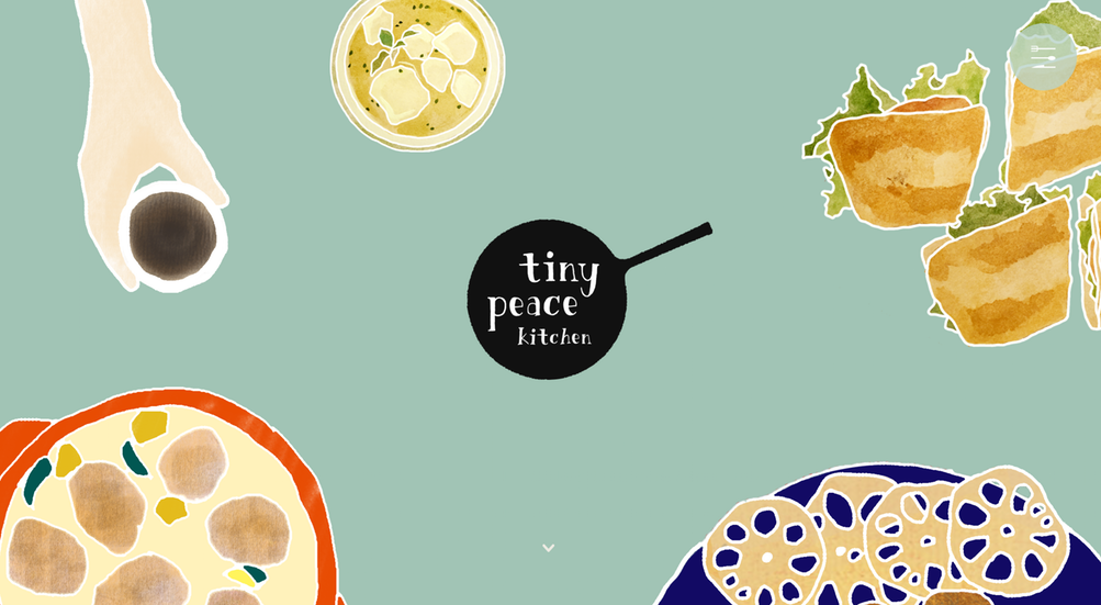 tiny peace kitchen