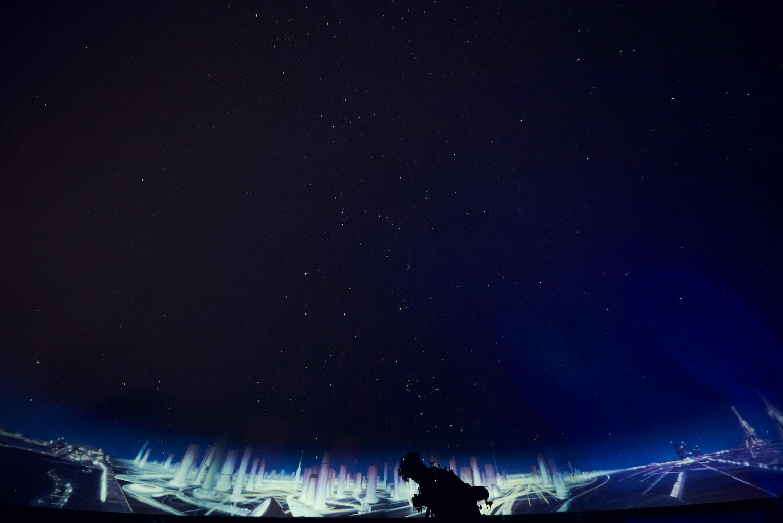 星1_星空ごこち 2019 七夕プラネタリウムフェス